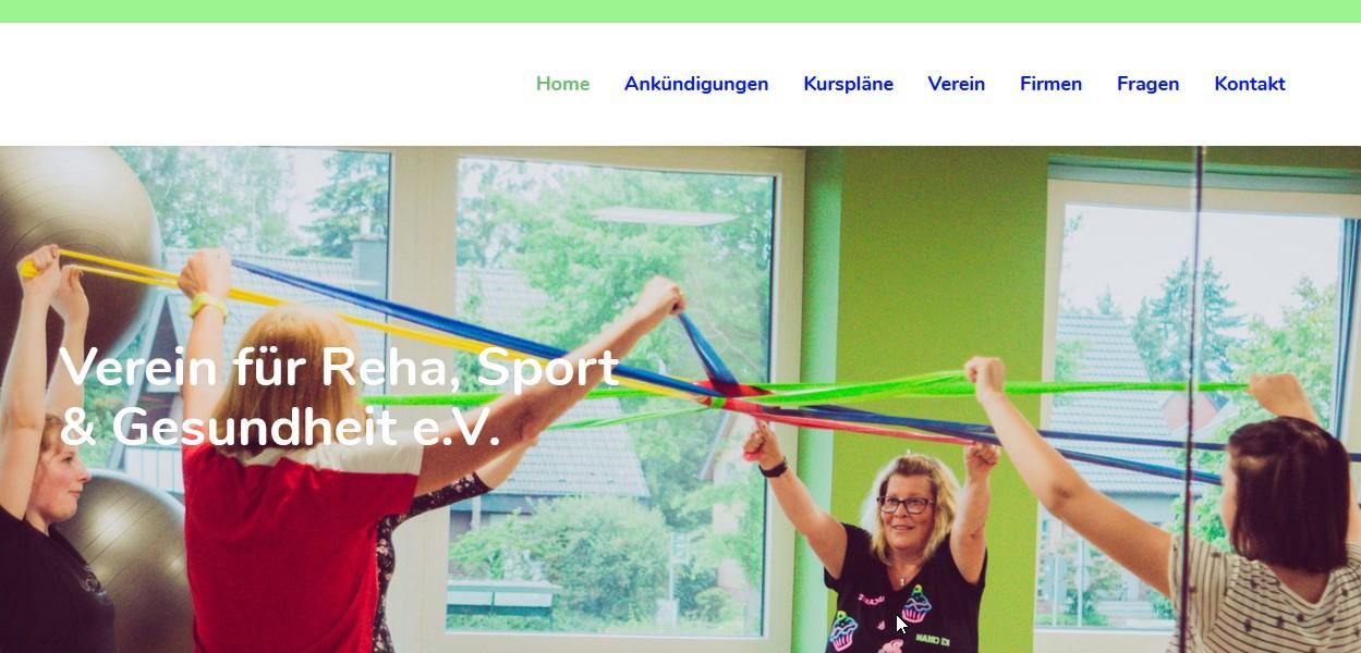 Verein für Reha, Sport, Gesundheit